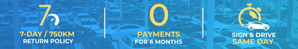 Pre-Owned Vehicle Special Offers in Toronto